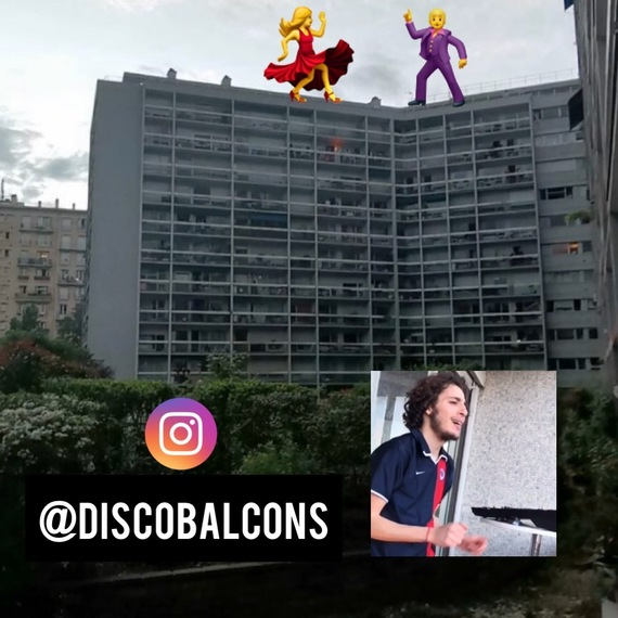 #DiscoBalcons